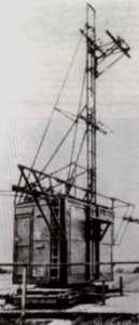 2 - GLMk1, an early AA radar which provided range, bearing and angle information.